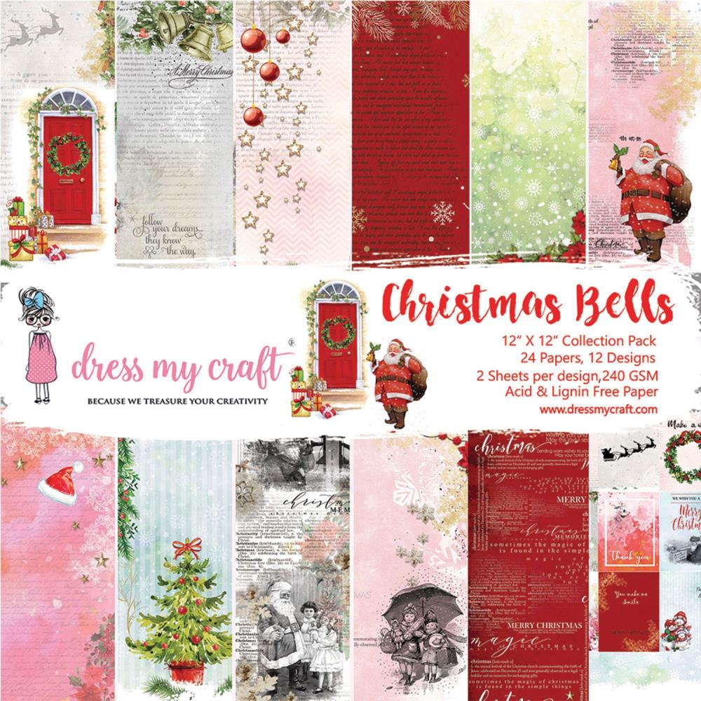 Dress My Craft Collection Pack Bastelhaus At