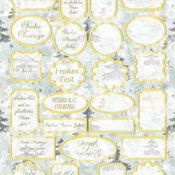 Marianne Design Card Toppers Tiny´s Favorites