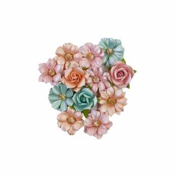 Ultimate Crafts Small Poinsettias
