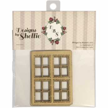 Designs By Shellie Wood Embellishments