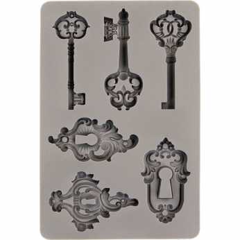 Prima Silicone Moulds Keys