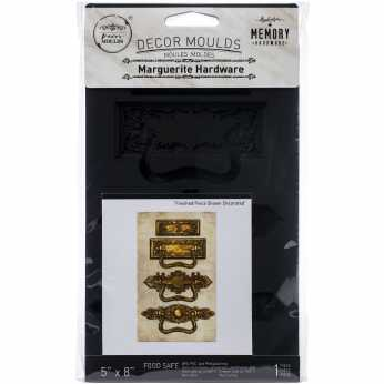 Prima F. Garcia Decor Moulds Marguerite Hardware