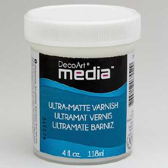 DecoArt media Ultra Matte Varnish