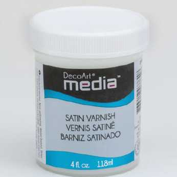 DecoArt media Satin Varnish