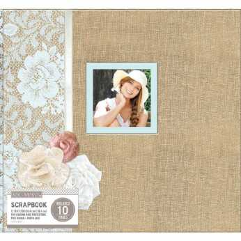 Scrapbooking Album Bridal Series Shimmer
