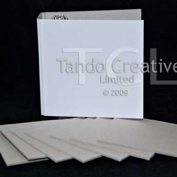 Tando Creative Ring Binder 8 x 8""