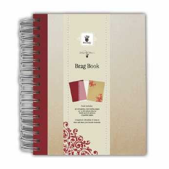 Red Brag Book Fancy Pants Designs