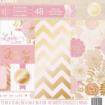 Craft Smith Papierblock Blush Glam