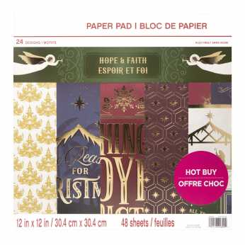 Craft Smith Papierblock Gilded Berry