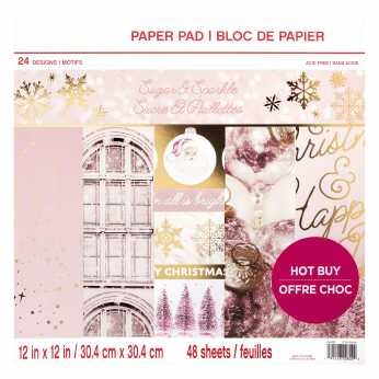 Craft Smith Papierblock Hope & Faith