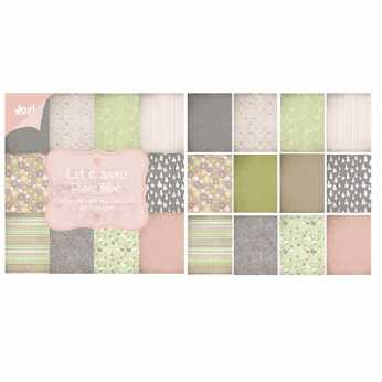 Prima Collection Kit Sweet Peppermint 12x12