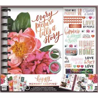 Create 365 Planner Lovely Pastels