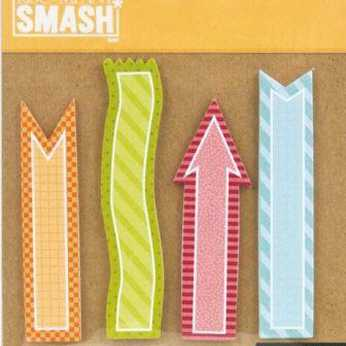 Smash Clips - Cutesy Metal Clips