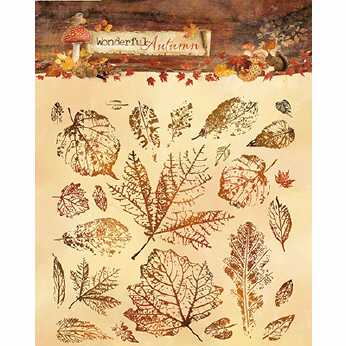 StudioLight Stempel Wonderful Autumn