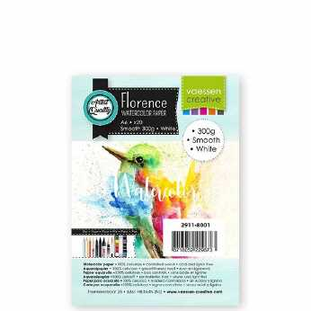 Florence Watercolor Paper Smooth