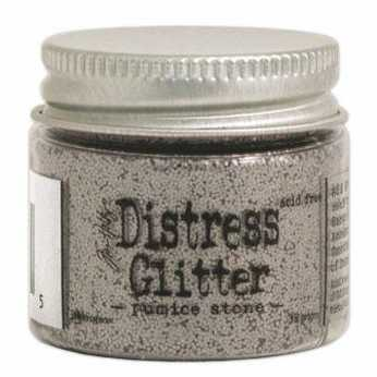 Distress Glitter Picked Raspberry