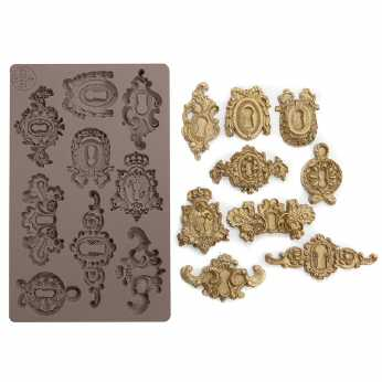 Prima re-design Decor Moulds Grandeur Keyholes