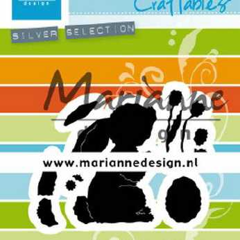 Marianne Design Craftables Hase