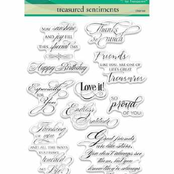 DaliART Clearstamps Henna Sentiments