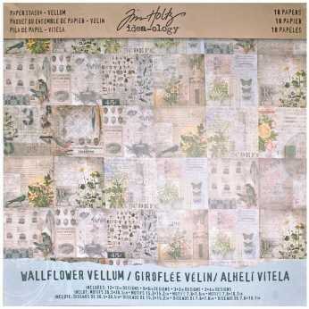 Tim Holtz idea-ology Paper Stash Collage