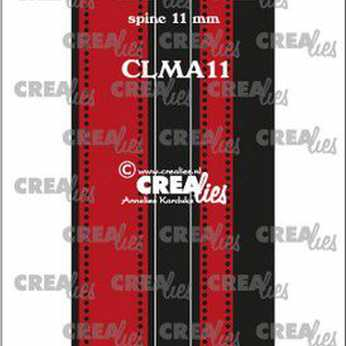Crealies Stanze Extreme Labels & Tags No. 3