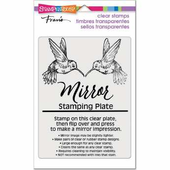 Stampendous Mirror Stamping Plate