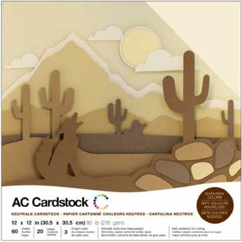 AC Cardstock Pack Neutrals