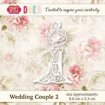 Craft & You Stanze Wedding Couple 1