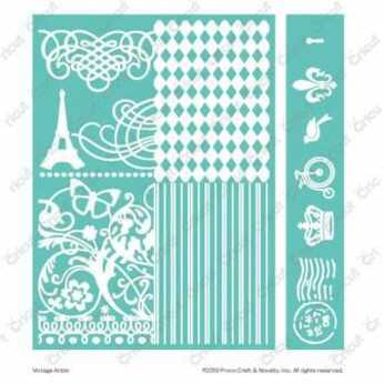 Spellbinders 3D Embossing Folder E3DL-001