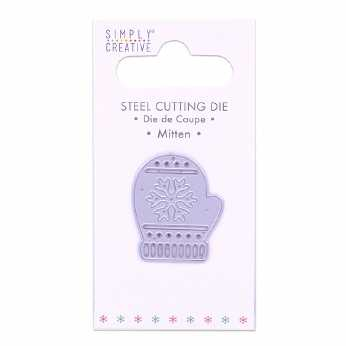 Card Deco Stitch Star, Stern