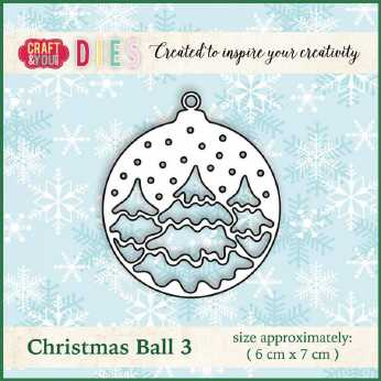 Craft & You Stanze Christmas Ball 4