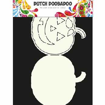Dutch Doobadoo Card Art Uhr