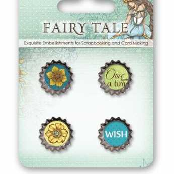 ScrapBerry´s Metal Cork Fairy Tale