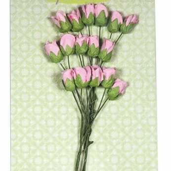 Marianne Design Rose bud white