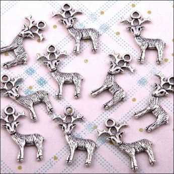 Metal Charms Wedding Mix
