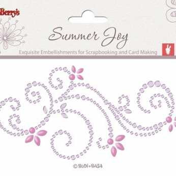 Scrapberry´s Gem Sticker Summer Joy 2