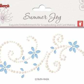 Scrapberry´s Gem Sticker Summer Joy 3