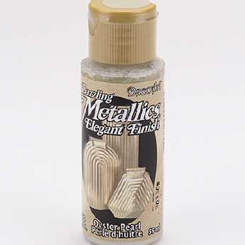 Dazzling Metallic Acrylic Paint Oyster Pearl