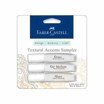 Faber-Castell Textural Accents Sampler