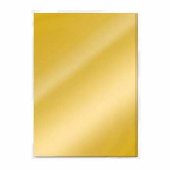 Tonic Mirror Card Gold Pearl - Satin Effect