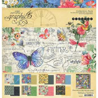 Graphic 45 A Ladies Diary Deluxe Coll. Ed