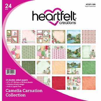 Heartfelt Creations Paper Pad Young at Heart