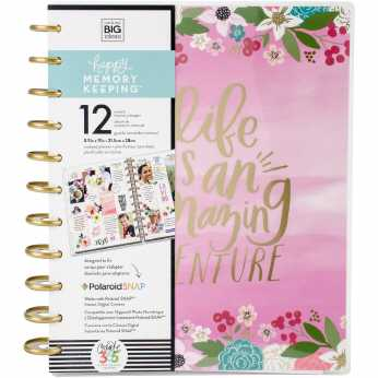 Create 365 Planner Life Is An Amazing Adventure
