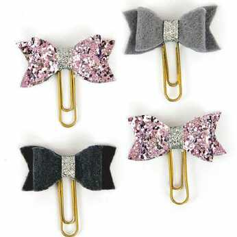 My Prima Planner Paper Clips Bows