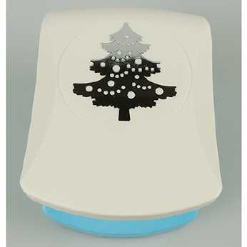 Nellie´s Embossing Punch Christmas Tree