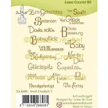 Docrafts Clearstamp Sentiments Wedding