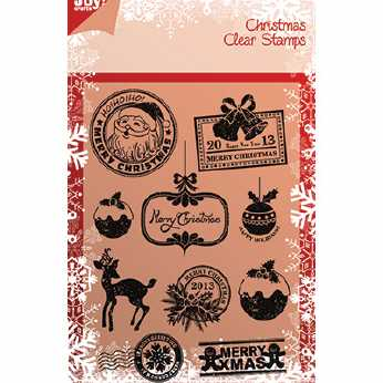 Joy Crafts Christmas Stamps