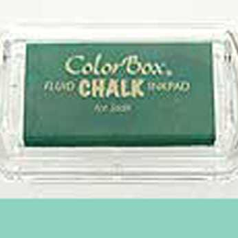 ColorBox Chalk Stempelkissen mini Ice Jade