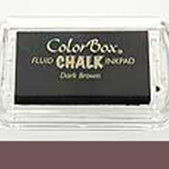 ColorBox Chalk Stempelkissen mini Dark Brown