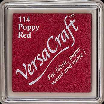 VersaCraft Mini-Stempelkissen Cherry Pink